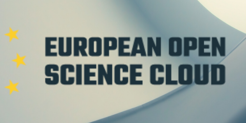 European Open Science Cloud logo