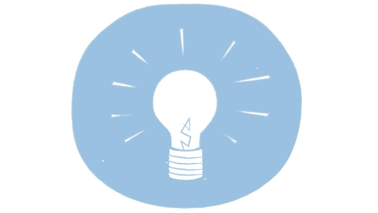 Piirroskuva lampusta